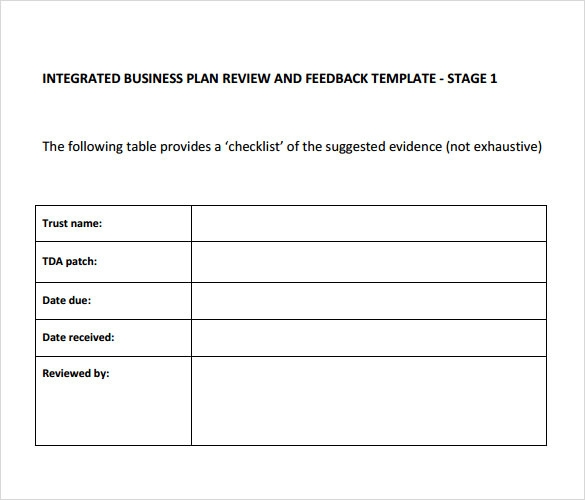 sales quarterly business review template