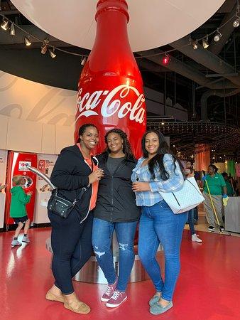world of coca cola reviews