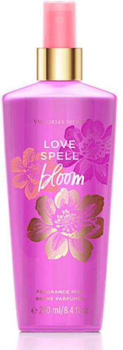 victoria secret love spell body mist review