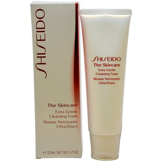 shiseido extra gentle cleansing foam review