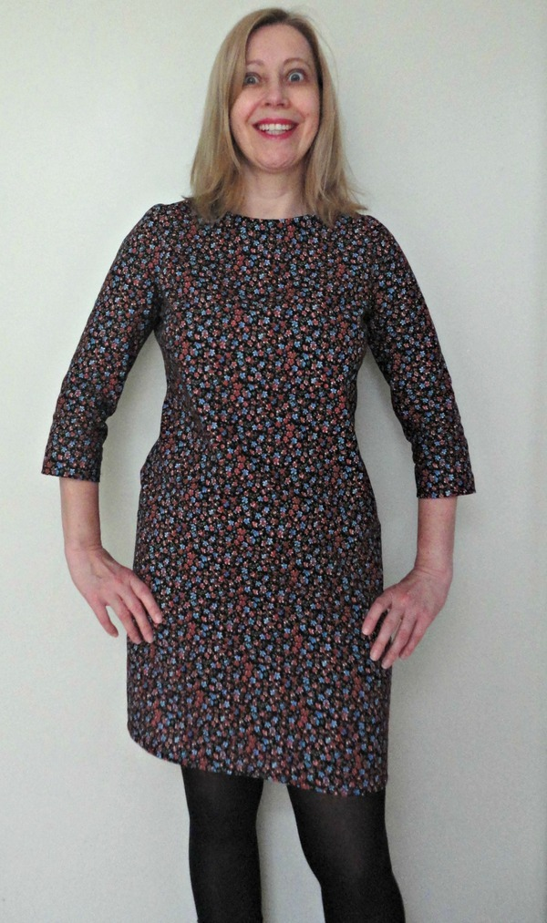 sew over it ultimate shift dress review
