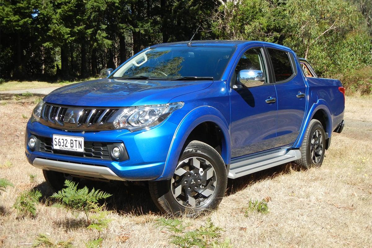 mitsubishi triton 2.8 diesel review
