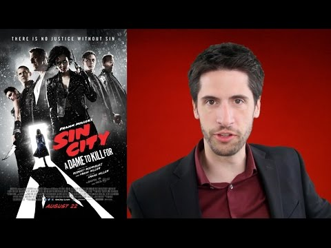 sin city a dame to kill for movie review