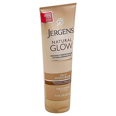 jergens natural glow daily moisturizer fair to medium reviews