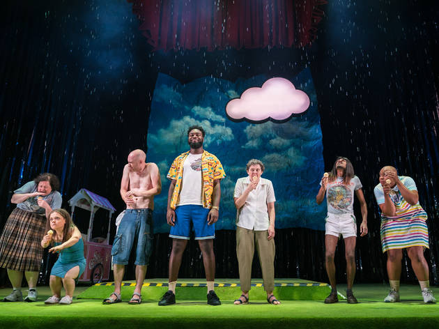 time out london theatre reviews