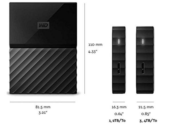 wd my passport for mac 2tb review