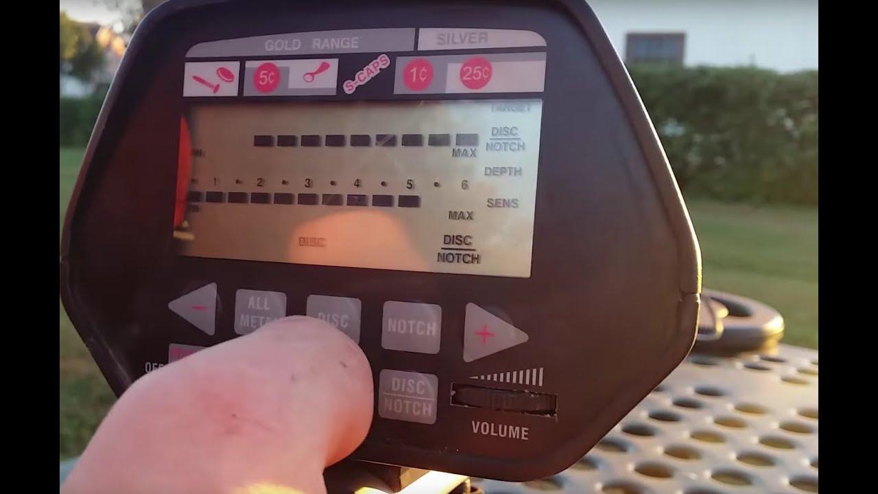 treasure cove metal detector review
