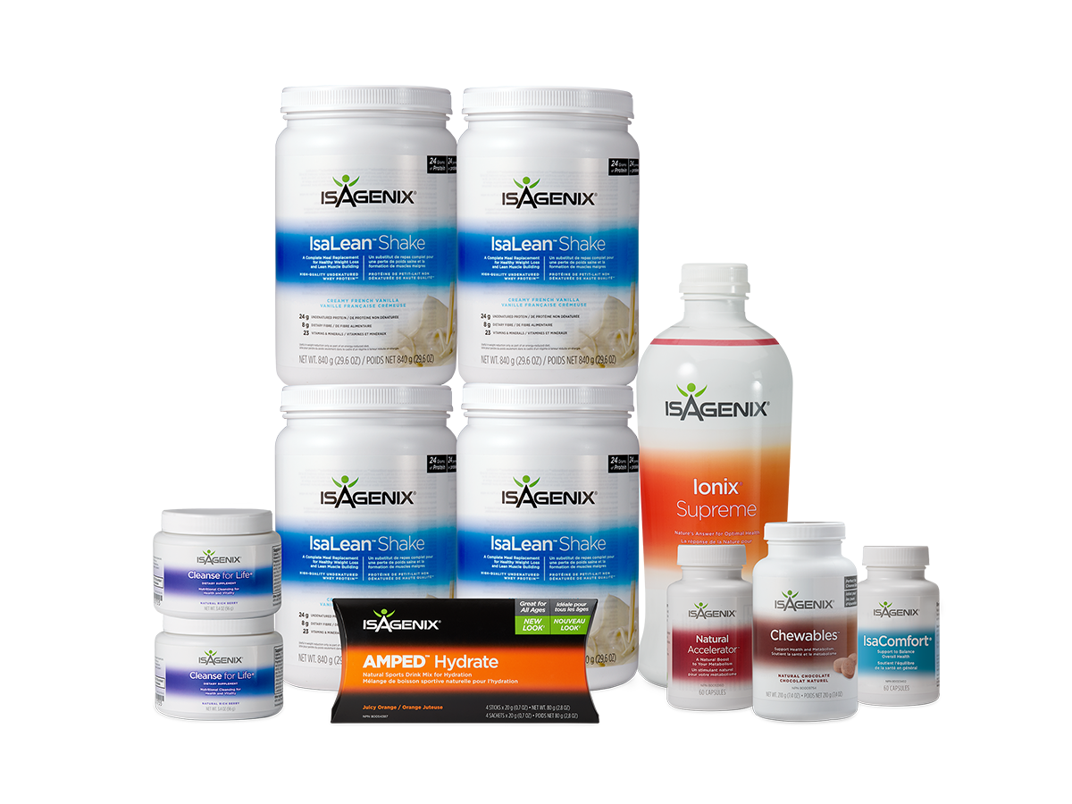isagenix 9 day cleanse bad reviews
