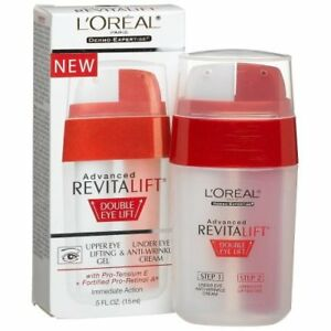 l oreal revitalift double lifting eye cream reviews