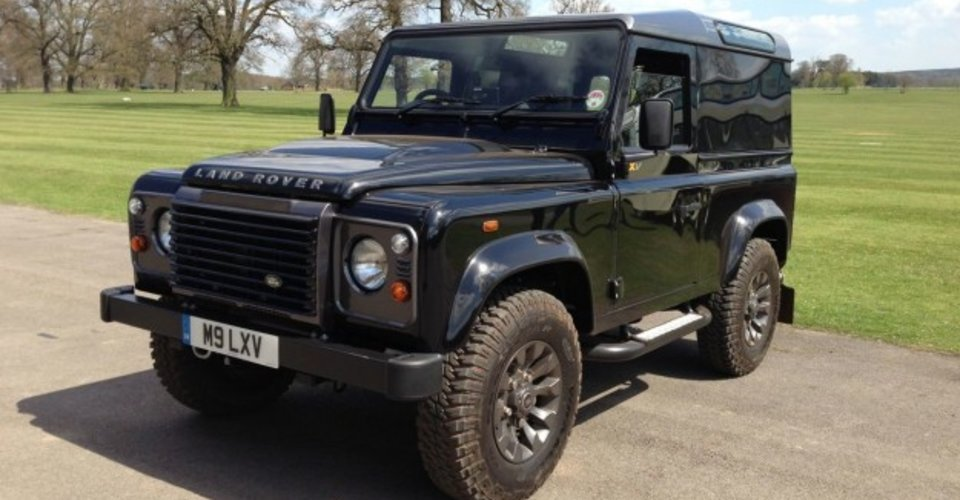 land rover defender 2013 review