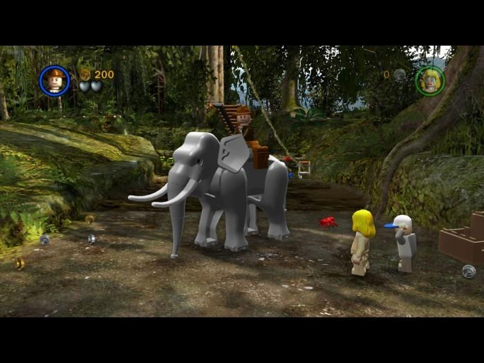 lego indiana jones wii review