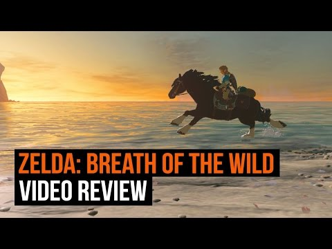 loz breath of the wild review