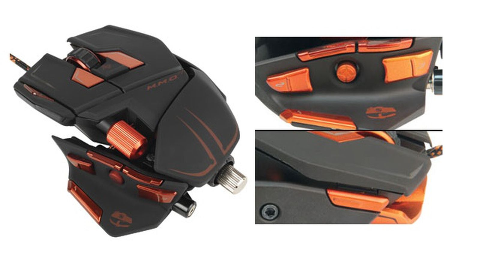 mad catz mmo 7 review