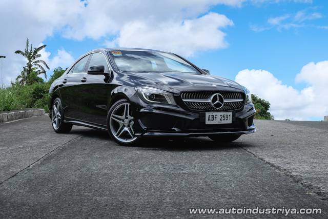 mercedes benz cla 250 amg review