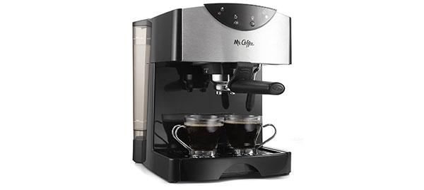 mr coffee cappuccino maker review