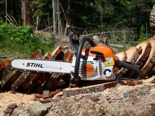 ms 211 stihl chainsaw review