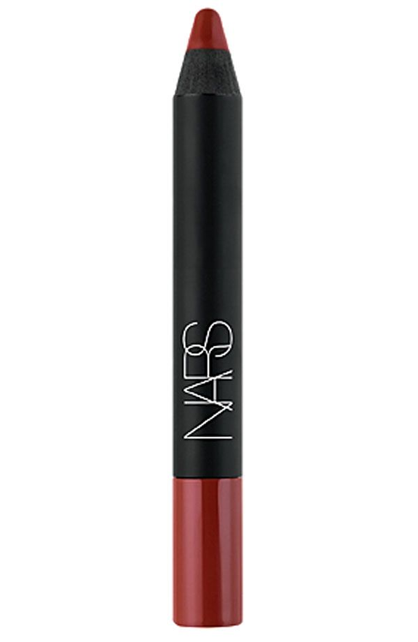 nars matte lip pencil cruella review