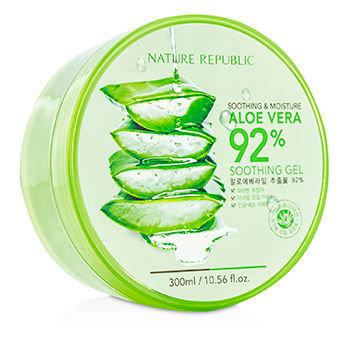 nature republic aloe vera review acne