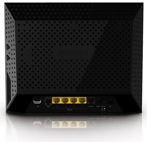 netgear d6300 modem router review