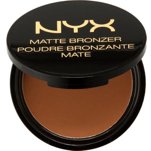 nyx matte bronzer deep review