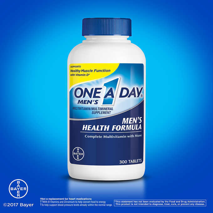 one a day men review
