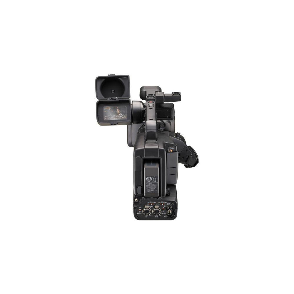 panasonic ag ac8pj avccam hd shoulder mount camcorder review