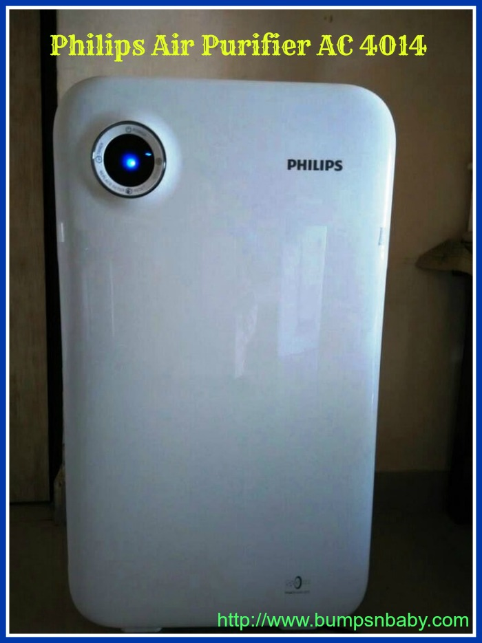 philips air purifier ac4014 review