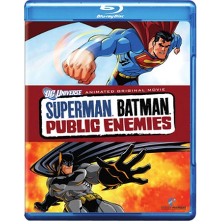 public enemies blu ray review