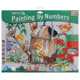 reeves paint by numbers review