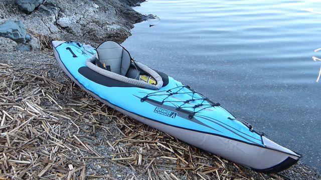 seak sit on top inflatable kayak review