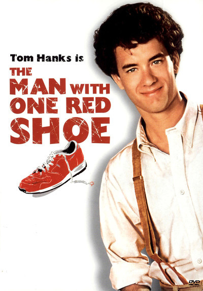 the man with one red shoe review