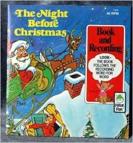 the night before christmas book review