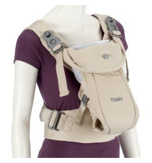 tomy freestyle baby carrier review