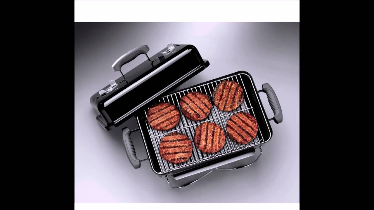 weber go anywhere grill review