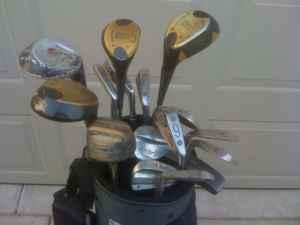 wilson 1200 lt golf clubs review