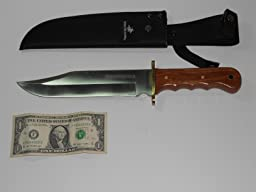 winchester large bowie knife review