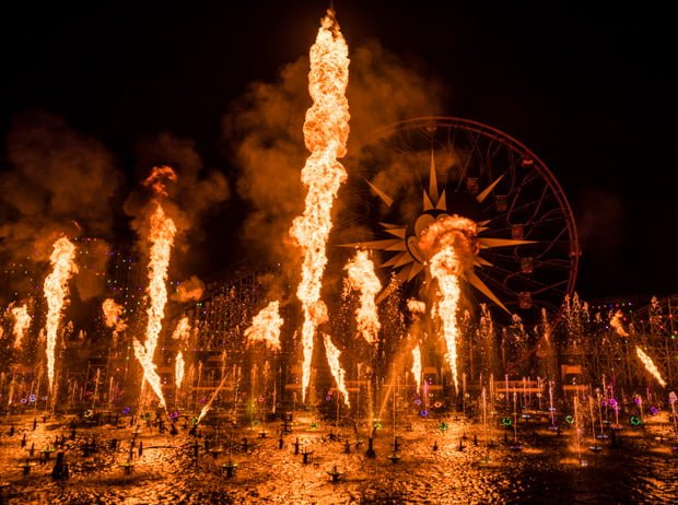 world of color dining package review 2016